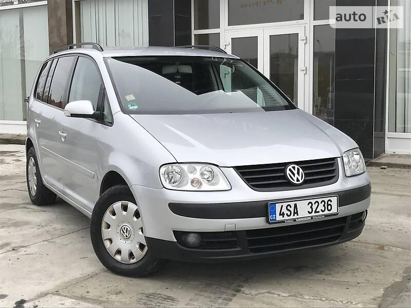 Volkswagen Touran 2004 в Тячеве