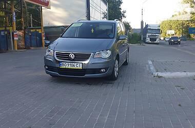 Volkswagen Touran 2009 в Тернополе