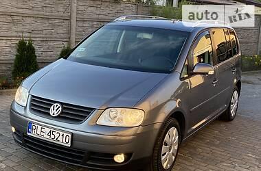 Volkswagen Touran 2006 в Львове