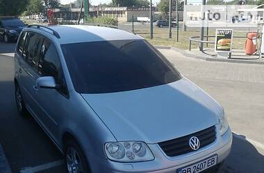 Volkswagen Touran 2004 в Харькове