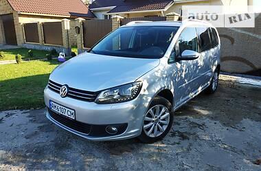 Volkswagen Touran 2013 в Чигирине