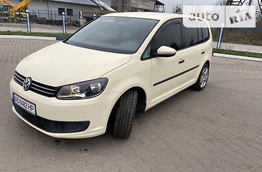 Volkswagen Touran 2013 в Виннице