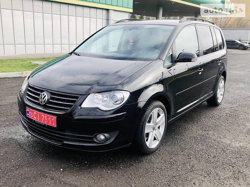 Volkswagen Touran AUTOMAT