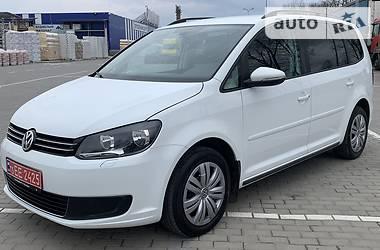 Volkswagen Touran 2014 в Коломиї