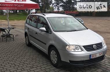 Volkswagen Touran 2004 в Сарнах