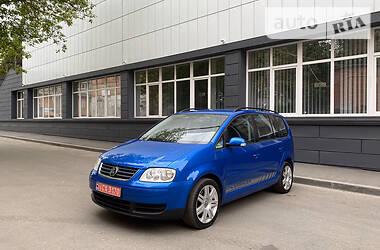 Минивэн Volkswagen Touran 2004 в Кропивницком