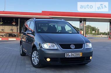 Универсал Volkswagen Touran 2005 в Бучаче