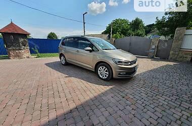 Минивэн Volkswagen Touran 2016 в Каменец-Подольском