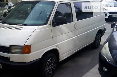 Volkswagen Volksbus 1993 в Прилуках
