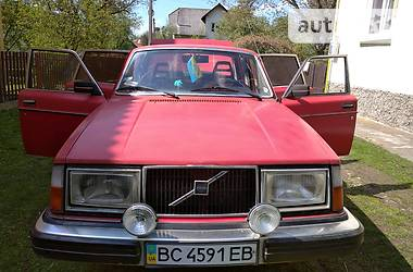 Volvo 244 1979 в Стрые