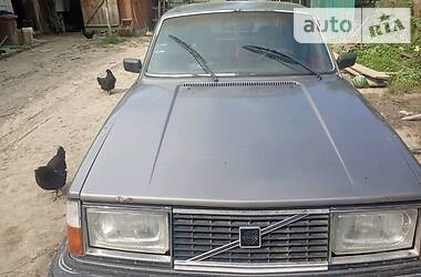 Volvo 244 1980 в Коломые