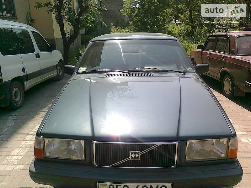 Volvo 740 1990 в Черновцах