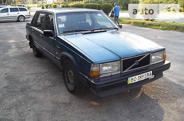 Volvo 740 1985 в Тернополе