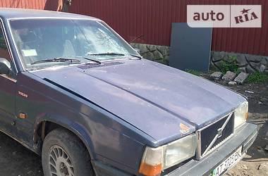 Седан Volvo 740 1988 в Киеве