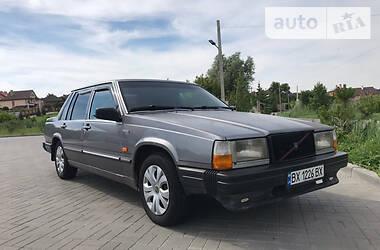 Volvo 760 1984 в Хмельницком