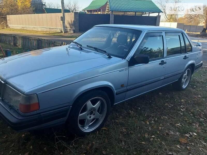 Volvo 940 1992 в Киеве