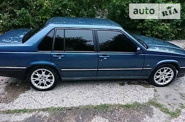 Седан Volvo 960 1993 в Ивано-Франковске