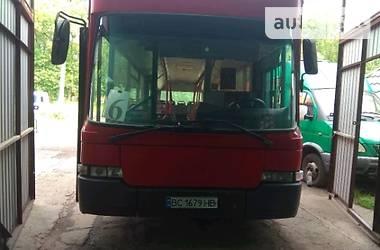 Городской автобус Volvo B 1999 в Червонограде