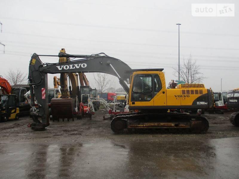 Volvo EC 2002 года