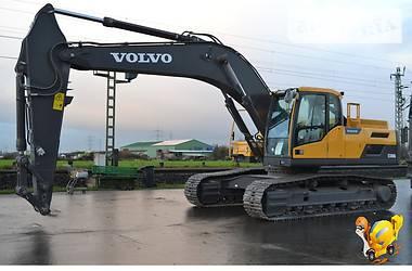 Volvo EC 2018 в Черновцах