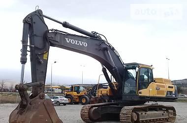 Volvo EC 2012 в Києві
