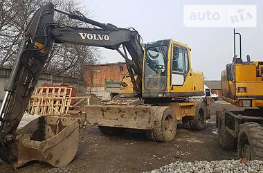 Volvo EW 2005 в Черновцах