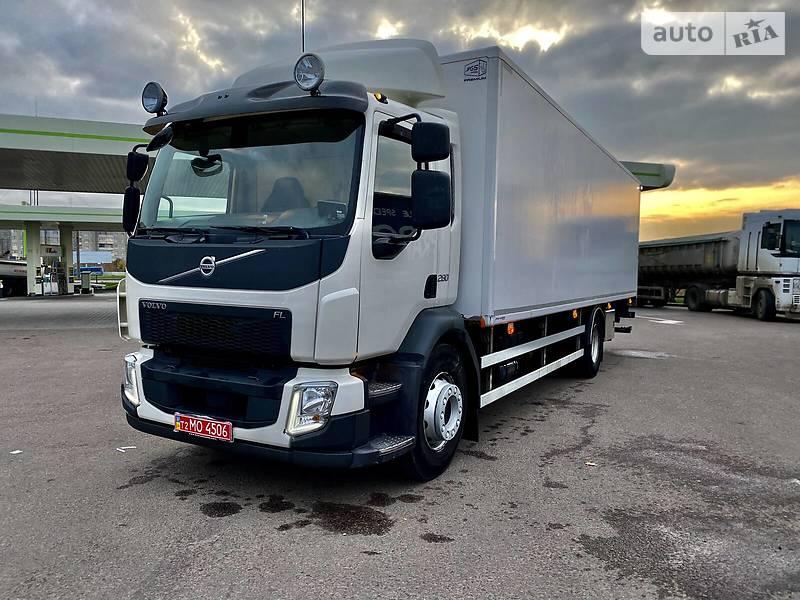 Volvo FL 12 2016 в Ровно