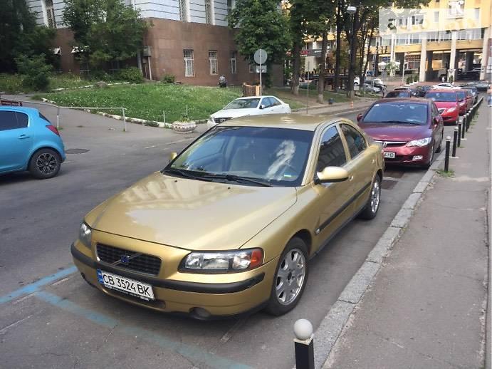 Volvo S60 2001 в Киеве