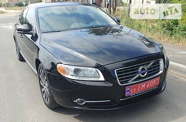 Volvo S80 2013 в Киеве