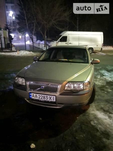 Volvo S80 2001 года в Киеве