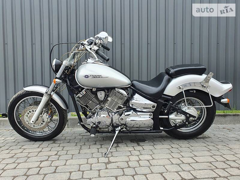 Yamaha Drag Star 1100 2003 в Львове