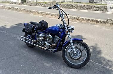 Мотоцикл Круизер Yamaha Drag Star 400 2001 в Малине