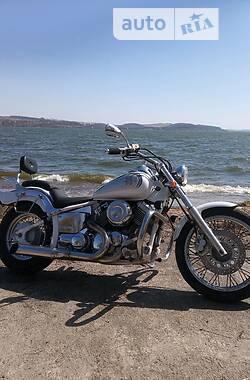 Мотоцикл Чоппер Yamaha Drag Star 400 2000 в Бурштині