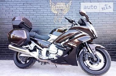 Yamaha FJR 1300 MAXI