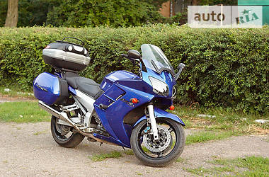 Мотоцикл Спорт-туризм Yamaha FJR 1300 2003 в Одессе