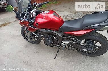 Мотоцикл Спорт-туризм Yamaha FZ6 Fazer 2006 в Львове
