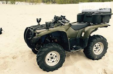 Yamaha Grizzly  2007