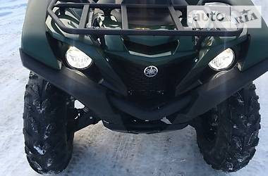 Yamaha Grizzly 700 2016