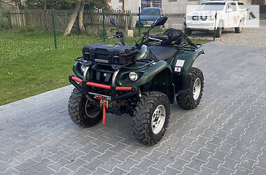 Yamaha Grizzly 2008 в Ивано-Франковске
