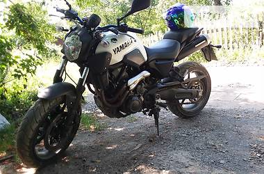 Yamaha MT-03 2010 в Коломые