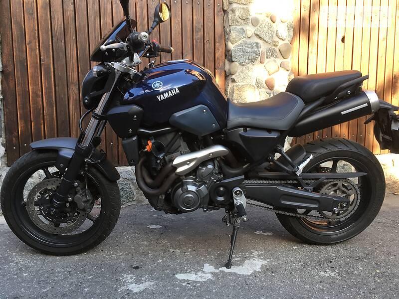 Yamaha MT-03 2008 в Бердянске