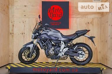 Yamaha MT-07 2015 в Дніпрі