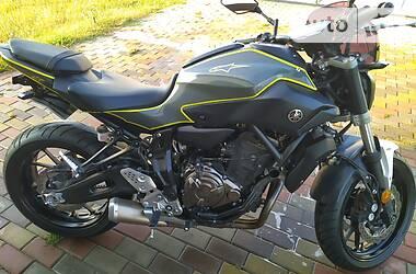 Yamaha MT-07 2016 в Харькове