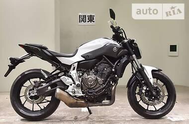 Yamaha MT-07 2016 в Дніпрі