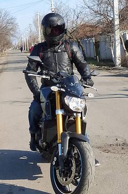 Yamaha MT-09 2015 в Мелітополі