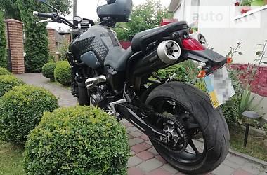Yamaha MT 2013
