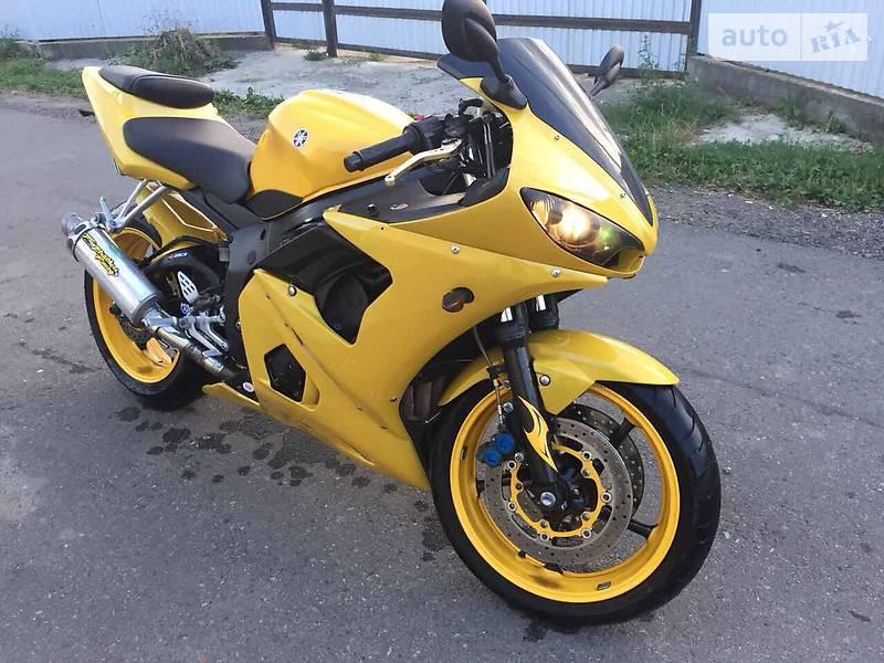 Yamaha R6 2005 в Чернівцях