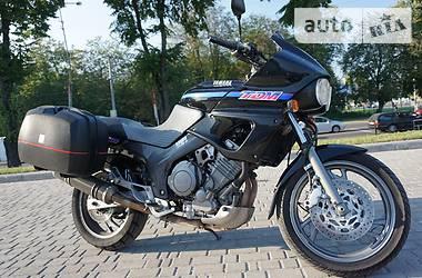 Yamaha TDM 1992 в Львове