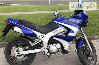 Yamaha TDR 2004 в Яремче