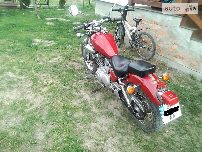 Мотоцикл Чоппер Yamaha Virago 1992 в Львові
